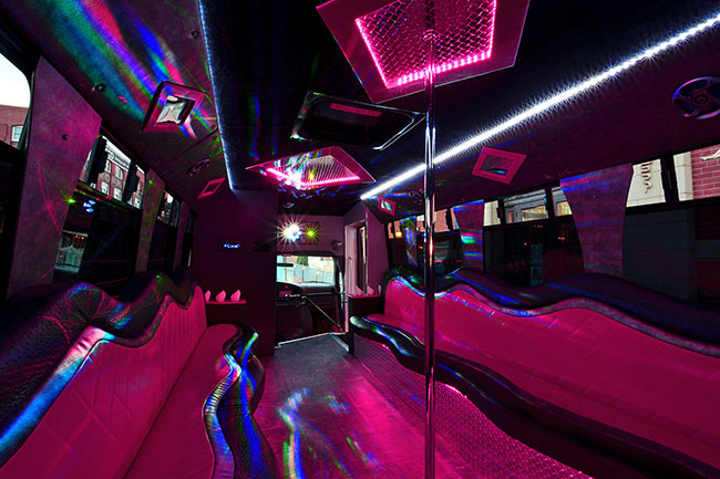 OKC Party Bus Rental Company