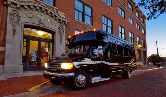 Party bus Rental Company in Oklahoma City