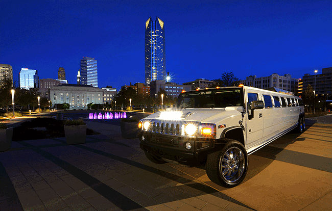 Hummer Limo Rental in Oklahoma City
