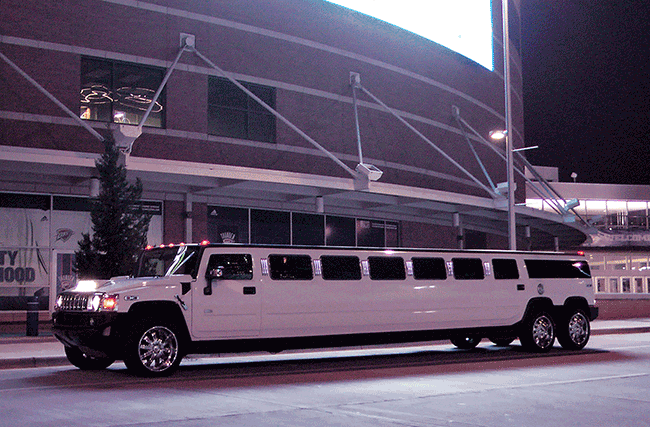 Hummer Limousine in OKC
