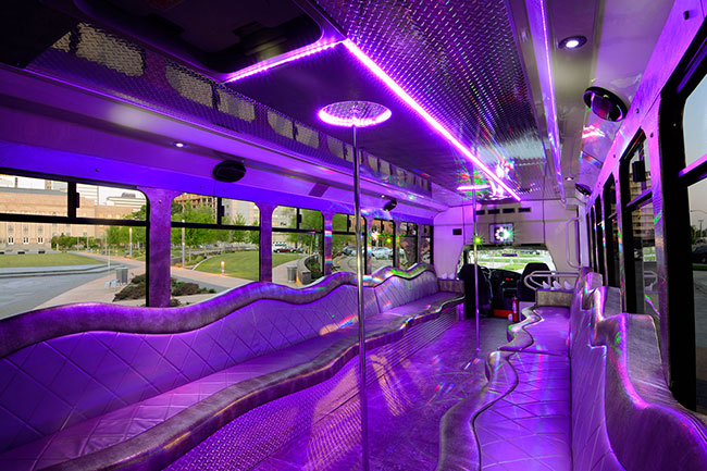 Imperial Party Bus Okc