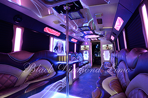 Palace Party Bus OKC