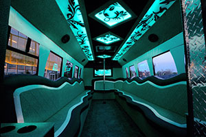 OKC Party Bus Rental Pearl