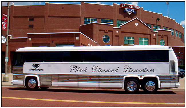 OKC's Black Diamond Deluxe Party Bus Limo Rental Company